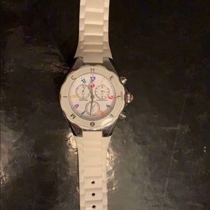 Michele Accessories - Michele Rainbow Watch
